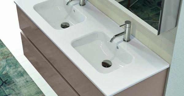 Wastafelmeubel domo badkamers pinterest blog - Eigentijdse wastafelkast ...