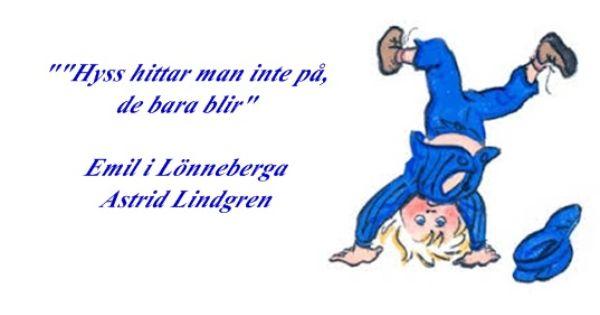 Emil Fra L 248 Nneberget Astrid Lindgren Sitat Fra