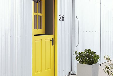 Craftsman Arrow Windowpane Doormat Dutch Doors Curb