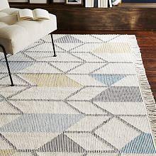 Colca Wool Rug In 2020 Modern Wool Rugs Geometric Rug Contemporary Rugs