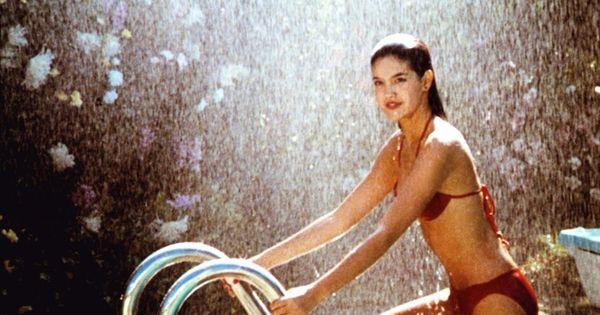 Phoebe Cates Iconic Swimwear Moments Pinterest Phoebe Cates Bo Derek And Swimsuits