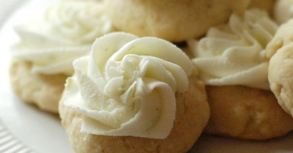 Soft sugar cookies, Key lime and Sugar cookies on Pinterest