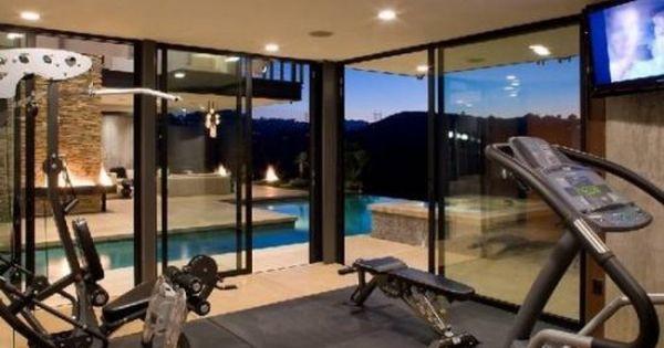 Good Home Gym Design Shelterness