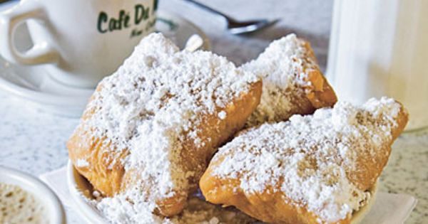 Replicate the delicious beignets of Cafe Du Monde in New Orleans by