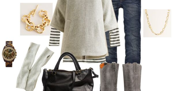 "weekend wear - great ""fall"" outfit!"