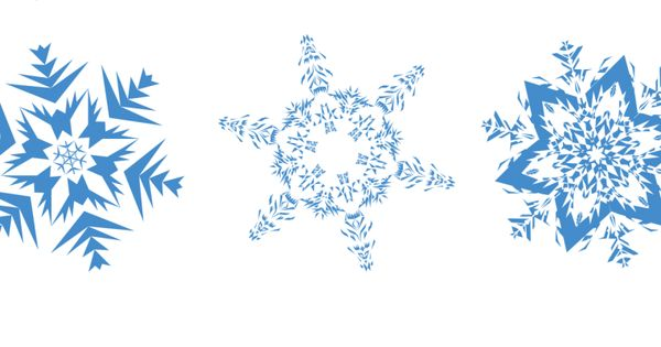 Png transparent snowflakes png 869 215 400 snowflakery pinterest