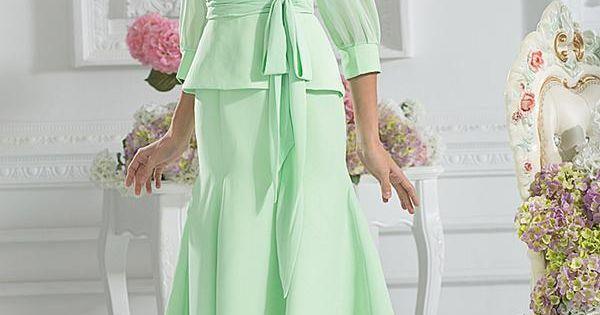 Short Mother Of The Bride Mint Kne-length Mother Dresses