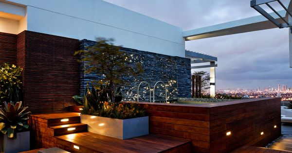 Jacuzzi en la terraza sue ografo pinterest jacuzzi - Jacuzzi en terraza ...