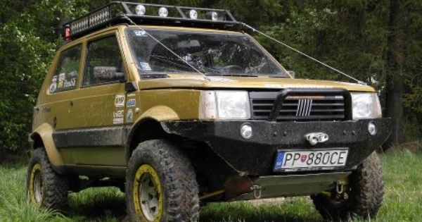 Panda cross off road pinterest crosses pandas and for Panda 4x4 sisley off road