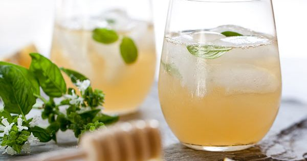 ... with Honey Simple Syrup | Recipe | Sodas, Spring and Whiskey soda