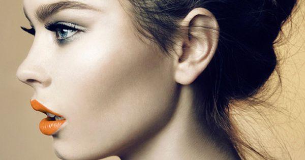 orange lips, makeup, lips, lipstick, pop color, colori pop, labbra, rossetti, trucco,