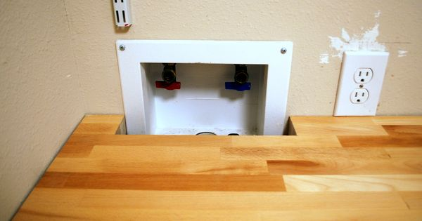 How To Support Countertop Over Washer And Dryer Google