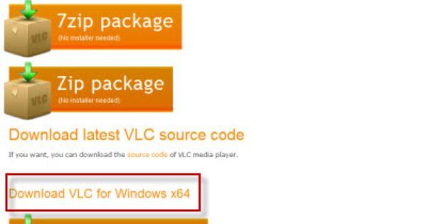 Vlc 64 Bit On Videolan Org Mac Tutorial Windows Software