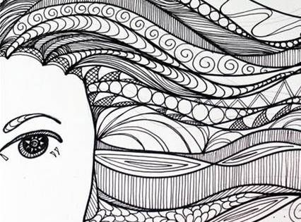 Zentangle Patterns for Beginners - Bing Images - Crafting ...