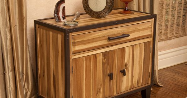 Christopher Knight Home El Paso Acacia Wood Storage Hutch Overstock Shopping Great Deals On