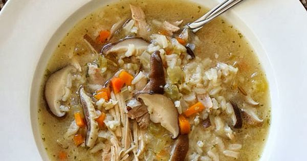 chicken and wild rice casserole chicken shiitake and wild rice soup ...