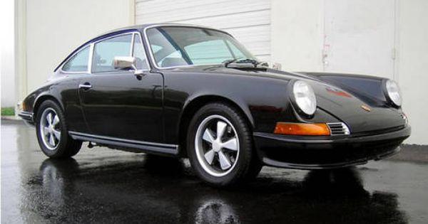 1970 Porsche Carrera Vintage Porsche Porsche 911 For Sale