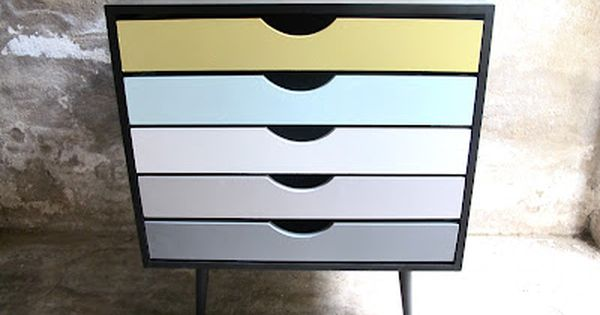 Love Could Do This With My Ikea Alex Drawers Ikea Alex