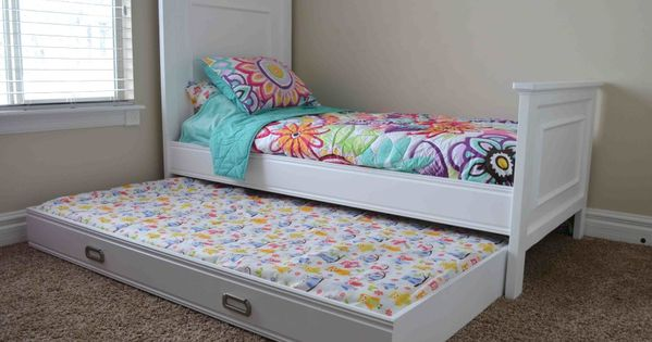 Simple Twin Bed Trundle Twin Trundle Bed Twin Bed Mattress