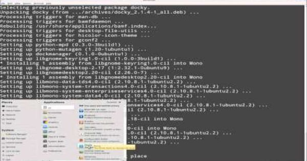 Linux Mint Install Programs Through Terminal Linux Mint Linux Windows Programs