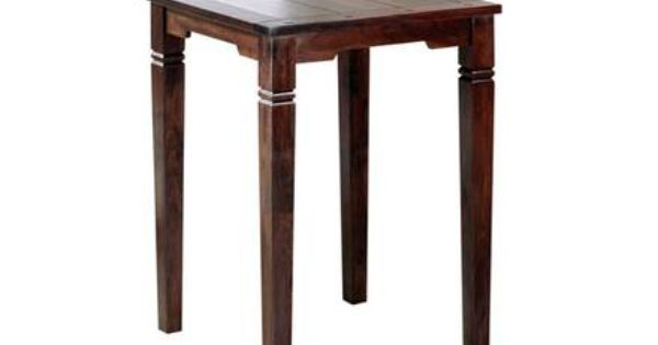 Bartisch Cuba 80 X 80 Cm Bartisch Kuche Tisch Tisch