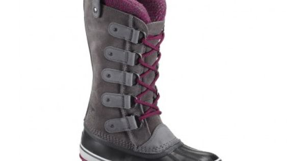 Sorel Joan Of Arctic Knit Women's: Many famous writers