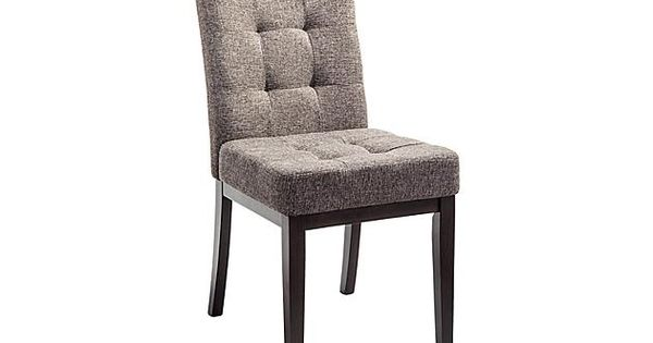 Dark Gray Chanella Dining Room Chair View 2 For the Home  : 252bdb6b3ace6018e0483a69e50b8ec5 from www.pinterest.com size 600 x 315 jpeg 16kB