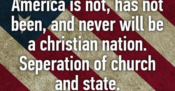 Essay:Was the United States Founded as a Christian Nation