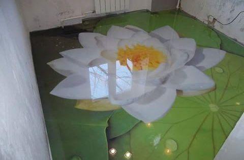 Construction et travaux decoration resin epoxy 3d for Decoration 3d sol
