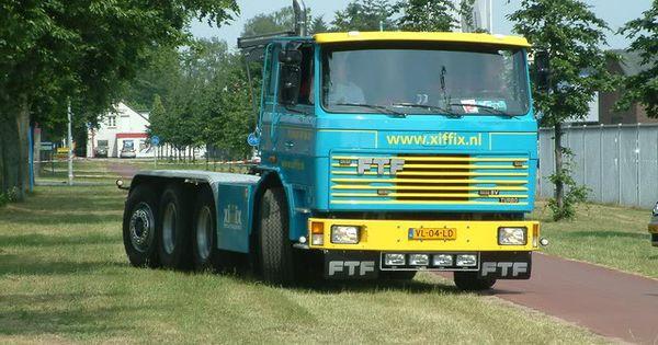 FTF trucks 8x4 . This specific truck is an FTF FSV11