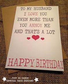 Romantic Handmade Birthday Cards For Husband Google Search