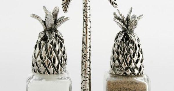 Pineapple Decor For Kitchen Pepper