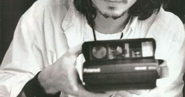 Johnny Depp old school