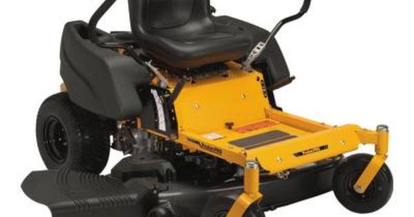Badcock Poulan 54 Zero Turn Radius Mower Riding Lawn Mowers Zero Turn Lawn Mowers Lawn Mower