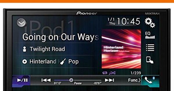 pioneer avh 4200nex double din in dash multimedia dvd receiver pioneer avh 4200nex double din in dash multimedia dvd receiver 7 wvga touchscreen display pioneer avh 4200nex 7 tv cd mp3 usb bluetooth tou