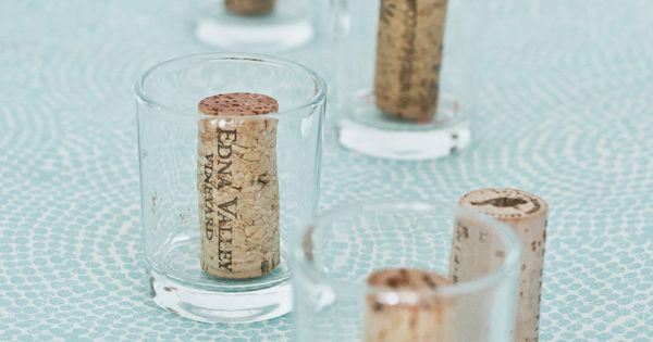 How to turn corks into candles a subtle revelry diy for Wine cork replacement