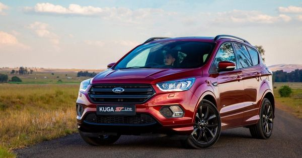 Ford Kuga 2019 Review Release Specs And Review Ford Kuga Ford