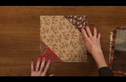 Peg Spradlin shows us a quick and easy quilting technique for your