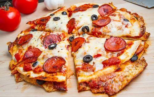 Pizza Quesadillas (aka Pizzadillas) | Recipe | Pizza Quesadilla ...