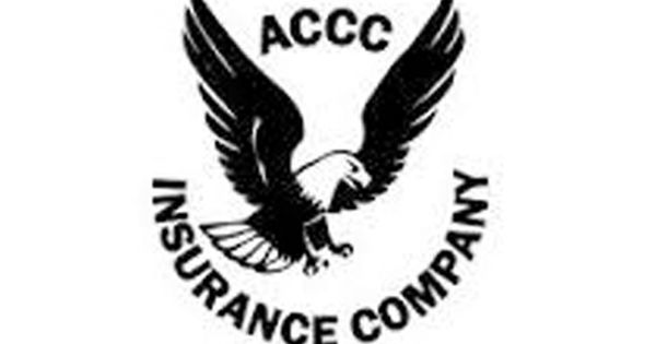 Accc Insurance Company Insurance Carrier Insurance Insurance