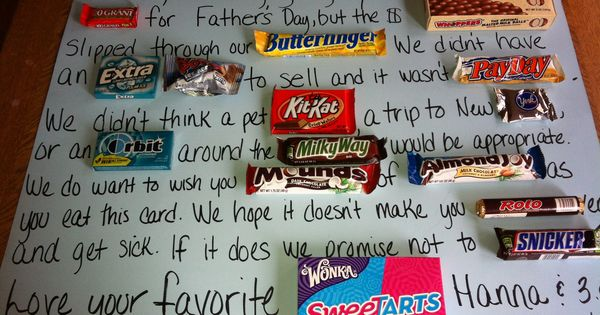 gift | kids | Pinterest | Gifts For Fathers Day and Father's Day