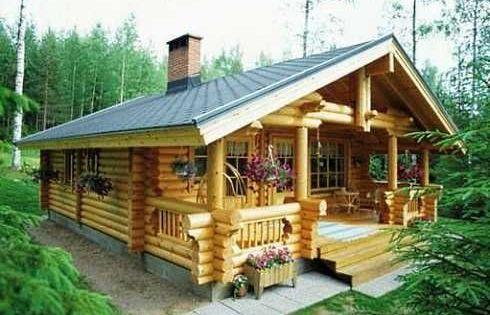 Small Log Cabin Log Cabin Kit Homes Kozy Cabin