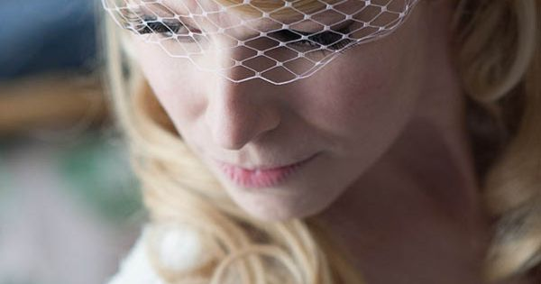 Retro Wedding Hair | Vegan Circus Allebach Photography | Rock n Roll