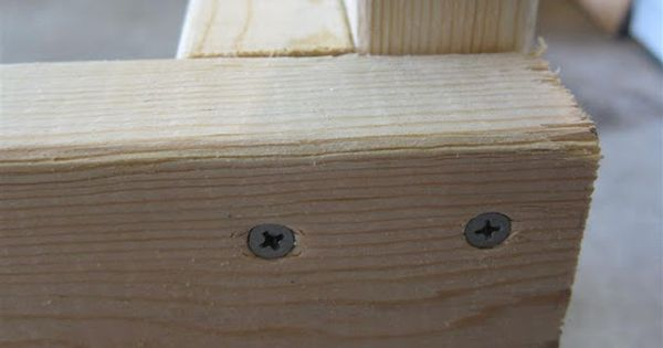 The Best Way To Fit 2x4 At Corner Screw Wood Shelf End No Glue Http Davewirth Blogspot