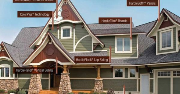 Fiber cement siding is approximately the same cost as high for James hardie siding pricing