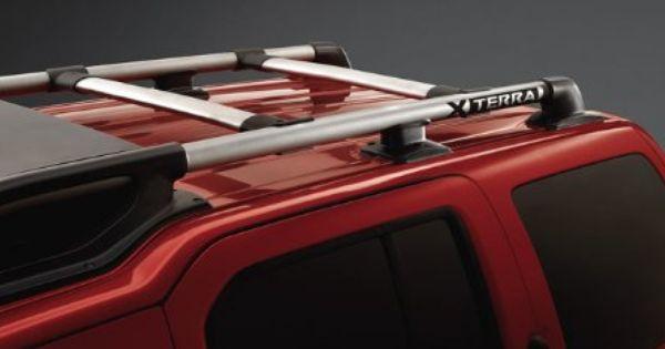 Genuine Oem Nissan 999r1 Kx100 Xterra Roof Rack Crossbars Set Genuine Oem Nissan Part Fits 2011 2013 Nissan Xterra Cr Nissan Xterra 2015 Nissan Xterra Nissan