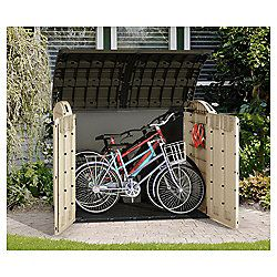 Keter Store It Out Ultra Garden Storage Plastic 177 X 113cm Garden Storage Plastic Storage Sheds Outdoor Storage Sheds