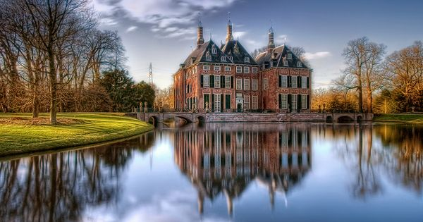 Castle Duivenvoorde - South Holland.