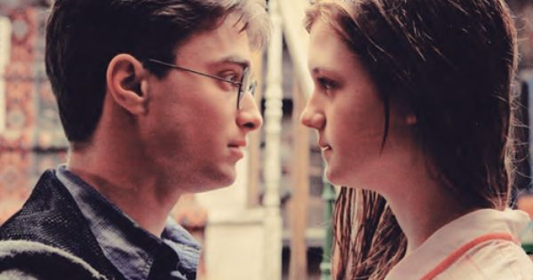 Harry Ginny