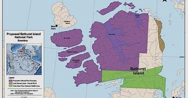 nunavut map canada